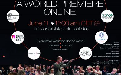 SATURDAY 11 OF JUNE BE PART OF THE GLOBAL WELLNESS DAY THROUGH THE LIVE STREAMING MOVEMENT EVENT