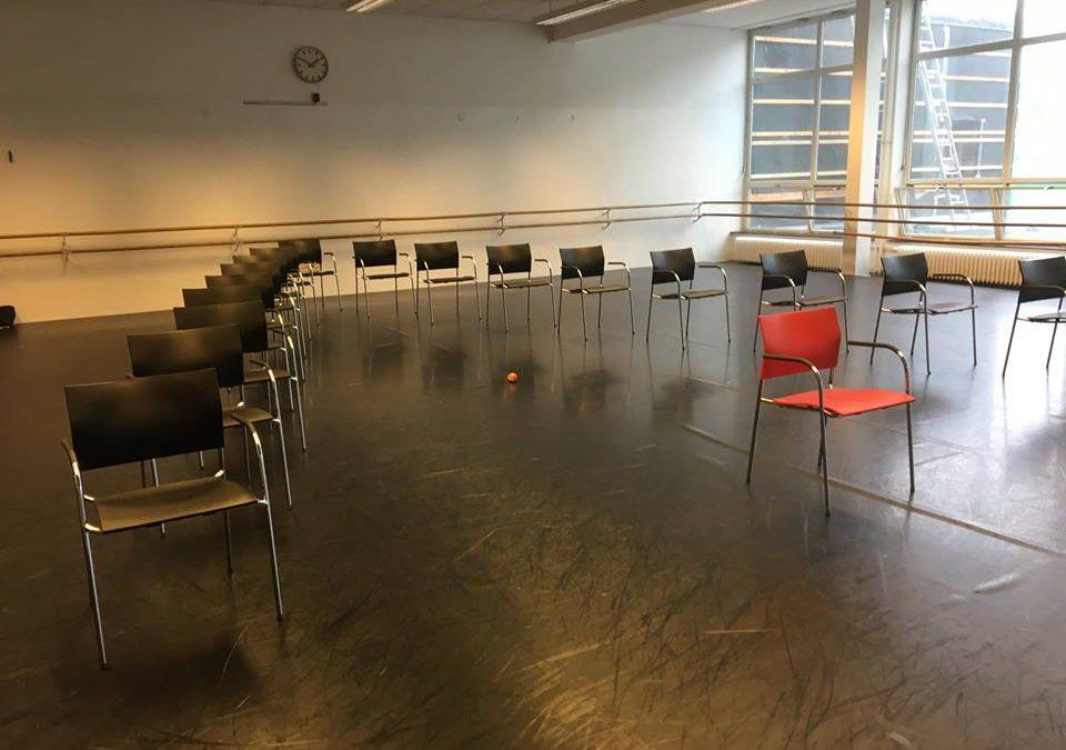Dance and Creative Wellness Forum Berlin Staatsballett March the 31st 2017